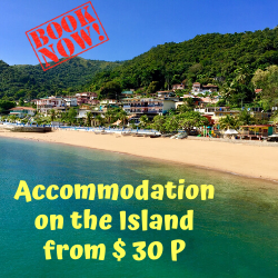 Alojamiento en la Isla desde $30 P/P (Accommodation on the Island from $ 30 P / P)